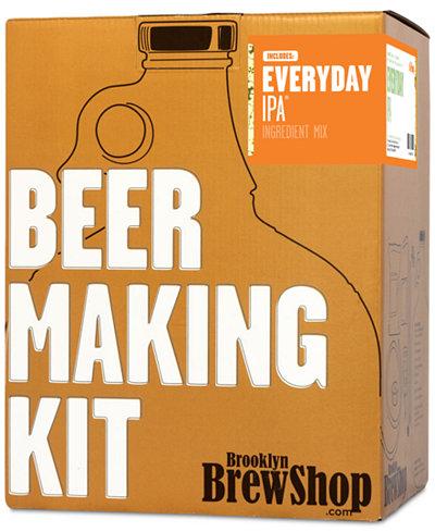 Brooklyn Brew Shop DIY Everyday IPA Beer Making Kit