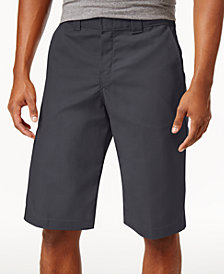"Dickies Men's Flex 13"" Relaxed-Fit Twill Work Shorts"