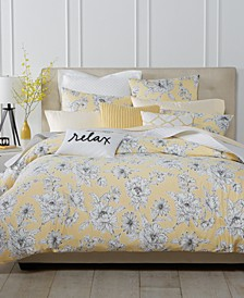Floral 3 Piece Duvet Sets, Created for Macy's