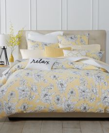 Floral 3-Pc. Full/Queen Comforter Set, Created for Macy's