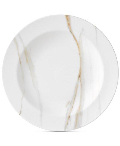 Vera Wang Wedgwood Venato Imperial Collection Rim Soup Bowl