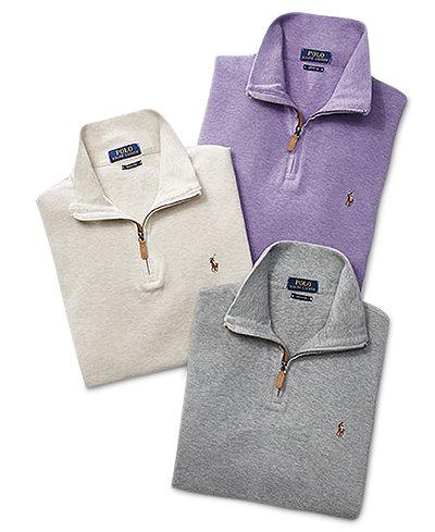 Polo Ralph Lauren Men's Estate Pullovers