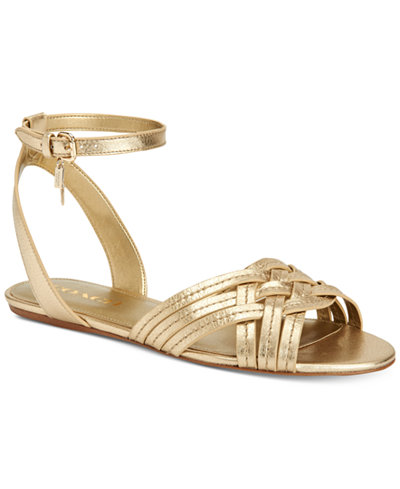 COACH Summers Flat Sandals