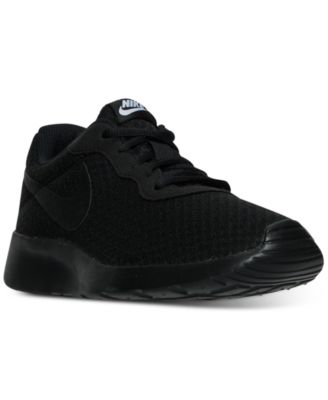 Image of Nike Women's Tanjun Casual Sneakers from Finish Line