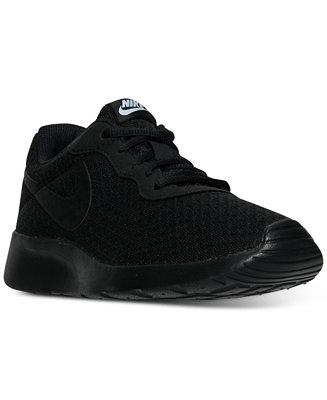 Nike Women S Tanjun Casual Sneakers From Finish Line