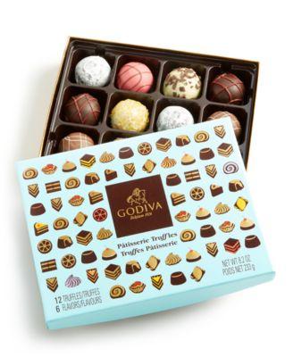 12-Pc. Patisserie Truffles Gift Box