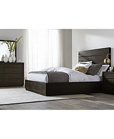 Cambridge Storage Platform Bedroom 3-Pc. Set (Queen Bed, Dresser & Nightstand), Created for Macy's