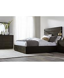 Cambridge Storage Platform Bedroom Furniture, 3-Pc. Set (Queen Bed, Dresser & Nightstand), Created for Macy's