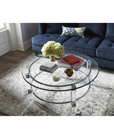 Cristal Table Furniture Collection