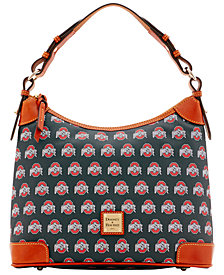 Dooney & Bourke Ohio State Buckeyes NCAA Hobo Bag