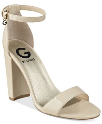 Image of G by GUESS Shantel Two-Piece Sandals
