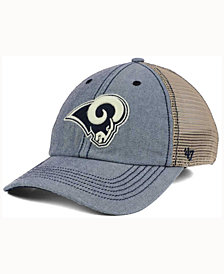 '47 Brand Los Angeles Rams Starboard Closer Cap