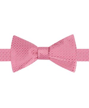 Tommy Hilfiger Men's Anderson Neat To-Tie Bow Tie thumbnail