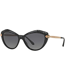 BVLGARI Polarized Sunglasses, BV8186KB