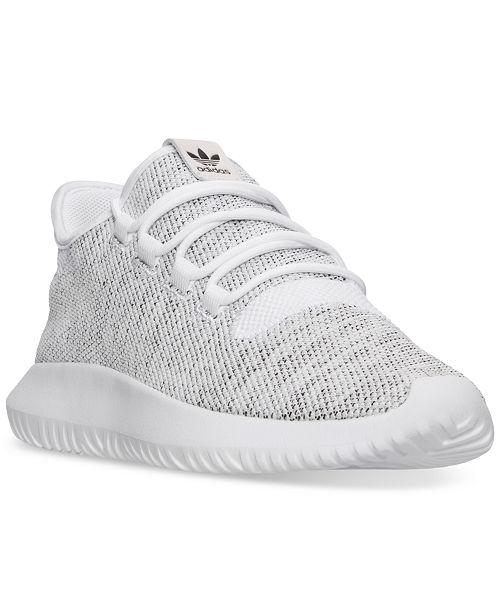 6f25afa0655b94 adidas Men s Tubular Shadow Casual Sneakers from Finish Line ...