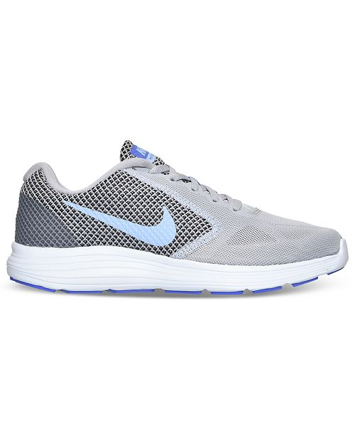 ecf5185d76bb0 ... Nike Women s Revolution 3 Running Sneakers from Finish Line ...