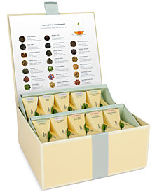 Tea Forté Chest Tea Tasting Assortment Collection