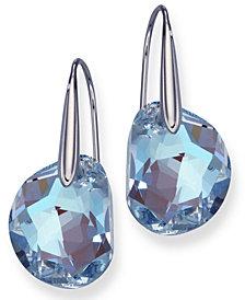 Swarovski Earrings, Galet