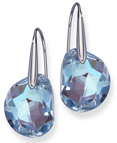 Swarovski Earrings Galet