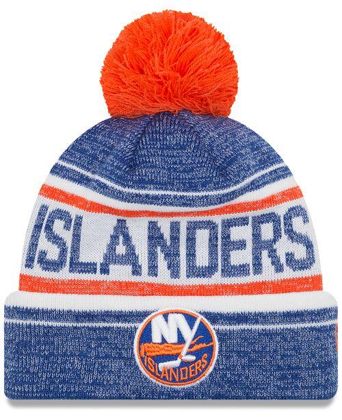 New Era New York Islanders Snow Dayz Knit Hat - Sports Fan Shop By ... ecf27082d6c