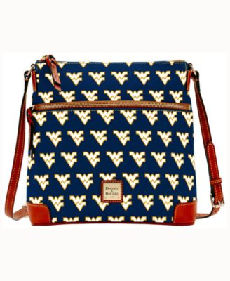 West Virginia Mountaineers Crossbody Purse