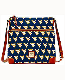 Dooney & Bourke West Virginia Mountaineers Crossbody Purse