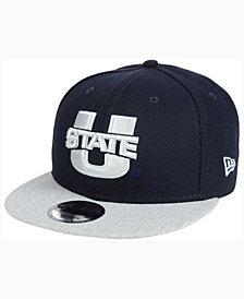 New Era Utah State Aggies MB 9FIFTY Snapback Cap
