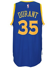 adidas Men's Kevin Durant Golden State Warriors New Swingman Jersey