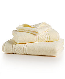 Martha Stewart Collection Spa Washcloth, Created for Macy's