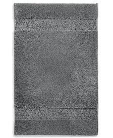 "Martha Stewart Collection Spa 25.5"" x 45"" Bath Rug, Created for Macy's"