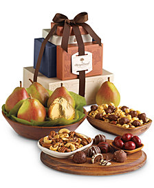 Harry & David's Signature Tower Of Treats Gift