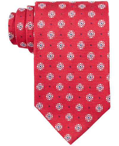 Brooks Brothers Men's Medallion Tie