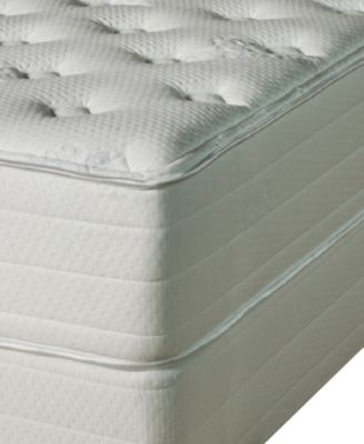 spa by paramount celestial latex extra firm mattress collection