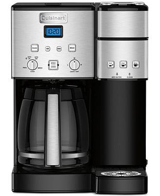 Cuisinart Ss 15 Combo Coffee Maker Coffee Tea