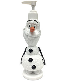 Jay Franco Frozen Olaf Snowflake Lotion Pump