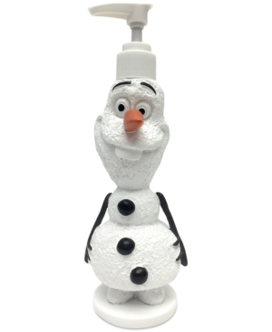 Jay Franco Frozen Olaf Snowflake Lotion Pump Bedding