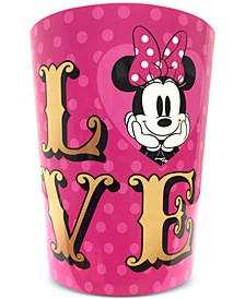 Minnie XOXO Wastebasket