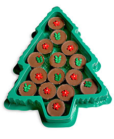 Betsy Ann Chocolates Christmas Tree Chocolate Meltaways