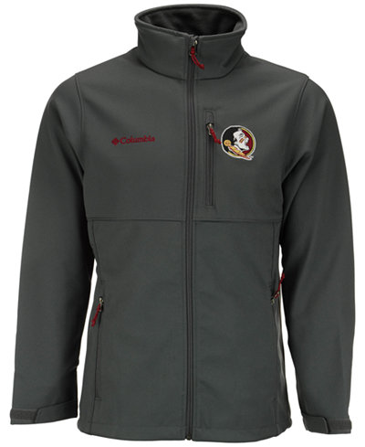 Columbia Men's Florida State Seminoles Ascender Softshell Jacket