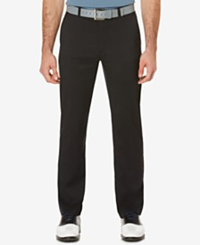 PGA TOUR Men's Flat-Front Golf Pants