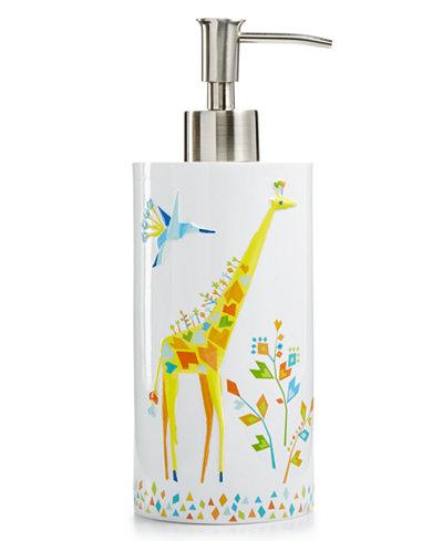 Creative Bath Origami Jungle Lotion Pump