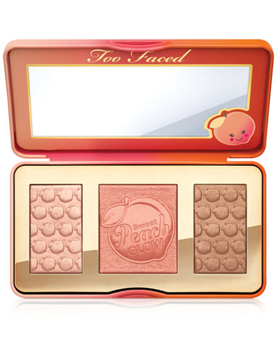Too Faced Sweet Peach Glow Bronzing and Highlighting Palette
