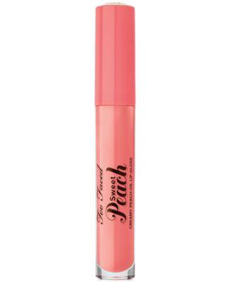 Sweet Peach Creamy Lip Oil