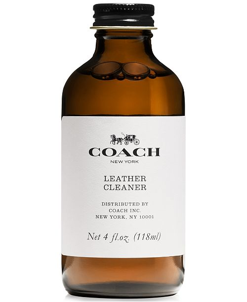 COACH 4 oz. Leather Cleaner
