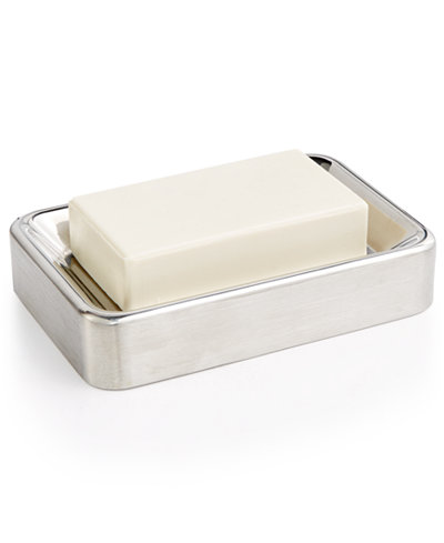Hotel Collection Bellevue Soap Dish Only At Macy 39 S Bathroom Accessories Bed Bath Macy 39 S