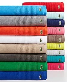"CLOSEOUT! Lacoste Legend 21"" x 31"" Supima Cotton Tub Mat"
