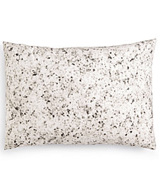 Calvin Klein Nocturnal Blossoms Cotton King Sham