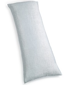 "Calvin Klein Textured Weave 20"" x 56"" Decorative Body Pillow"