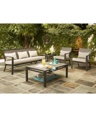 CLOSEOUT Marlough Outdoor Seating Collection Created for Macys
