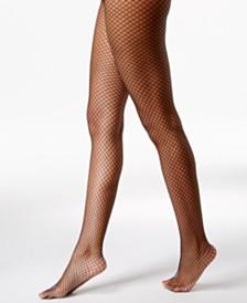 HUE® Women's Fine Fishnet Tights
